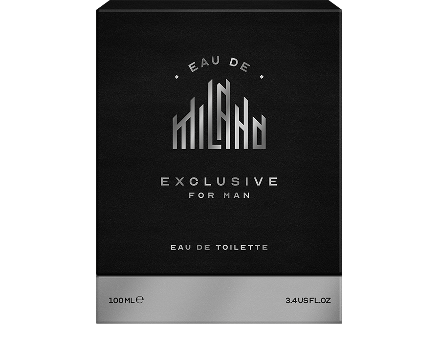 EXCLUSIVE FOR MAN